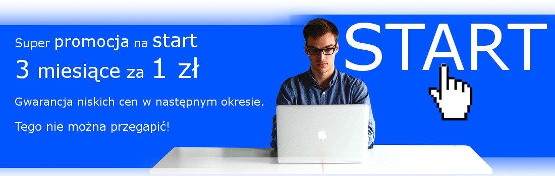 Promocja dla nowych firm 3 miesiace księgowonia za 1 zł